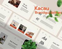 Kacau - Brandguidelines Presentation Template