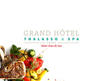 Grand Hôtel Thalasso & Spa