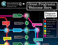 Colorado Public Television: Annual Report & Guide