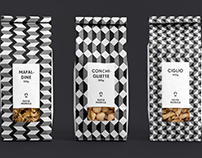 Pasta Monica (Packaging)