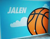 Jalen's Room