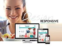 Sandra Canelle Responsive Web design
