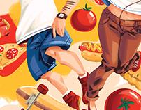 Ketchup, Tomatoes and Stuff!