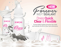 Forever Weft Sealant (Counter Display)