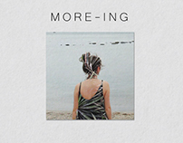 MORE-ING ALBUM ART COVER