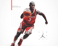Chris Paul #3 Poster | Jordan | Personal Project