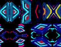 Sensation Glow - VJ Loop Pack (4in1)