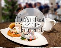 Breakfast at Lamenda