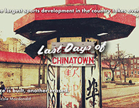 The Last Days of Chinatown movie poster
