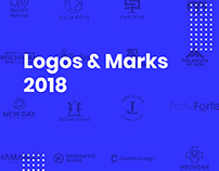 Logos & Marks 2018 Collection