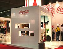 Coca-Cola stand - Venditalia