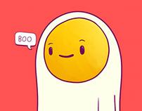 Egg Ghost