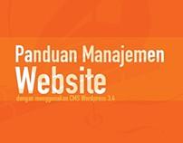 E-book - Panduan Manajemen Website