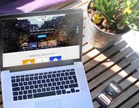 Times LitFest - Website Design