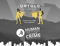 Untold Hero - Website