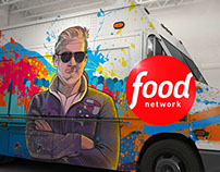 Food Network: Great Food Truck Race Promo