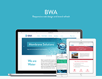 BWA Website and Brand Refresh