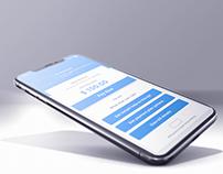 Medical App UI/UX