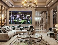 "Living Area "" Classic """