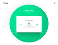 Andy And UX Website Company