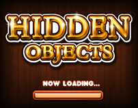 Game UI: Hidden Object