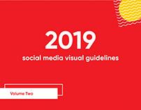 BTA Social media visual guidelines