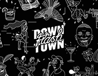 DOWNTOWN FLASH