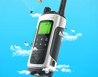 Motorola  Walkie Talkie (Destiny Call)