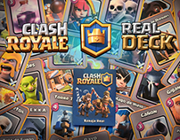 Clash Royale · Real Deck (Printed Cards) on Behance