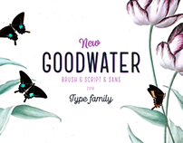 Goodwater Typeface