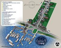 Marina Tourist Map