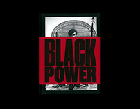 Black Power | Book Design