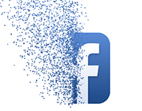 Vanishing Facebook