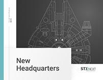 STX Next / Mostowa 38 / New office design