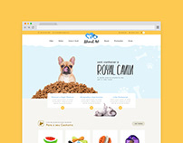 Loja virtual • Litoral Pet