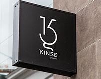 Kinse Graphics Logo & Branding
