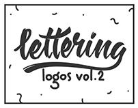 lettering & logotypes vol.2