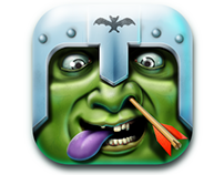 Face Archer game graphics