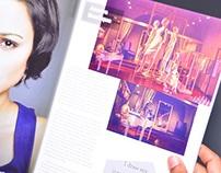 Elegant Magazine Redesign