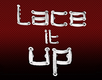 Lace It Up - Typography