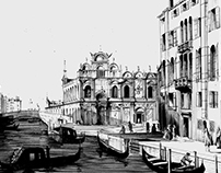 Architectural graphics | VENEZIA