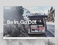 Egoé website