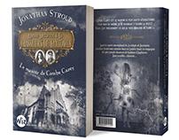 Lockwood&Co T1 - Book cover design