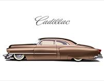 Classic Cadillac Vetorization !!!