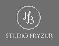 Studio Fryzur HB - branding