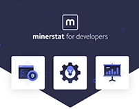minerstat for developers - Extensive API documentation
