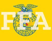 National FFA Organization: Ads & Convention Theme