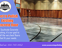 Cost to Polish Existing Concrete Floor| Call us 6467604