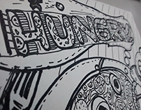 Doodle Hungry - Wilmai