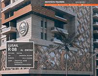 R8 - RESIDENTIAL BUILDING LUSAIL -QATAR